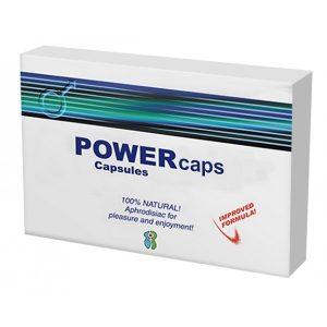 POWERCAPS 10 CÁPSULAS