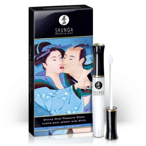 SHUNGA DIVINE ORAL PLEASURE GLOSS CÔCO 10ML