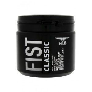 MISTER B FIST HOT CLASSIC LUBE 500ML
