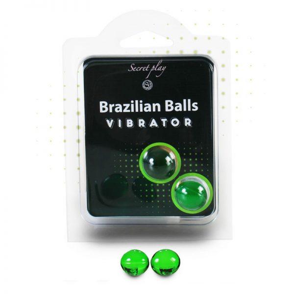 BRAZILIAN BALLS EFEITO VIBRANTE