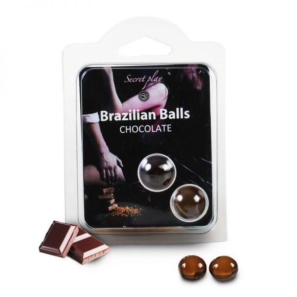 BRAZILIAN BALLS CHOCOLATE