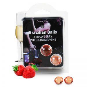 BRAZILIAN BALLS MORANGO CHAMPAGNE