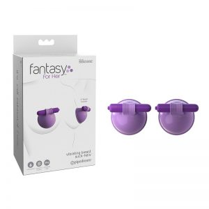 FANTASY FOR HER VIBRATING BREAST SUCKER-HERS