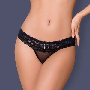 866-PAN-1 PANTIES BLACK