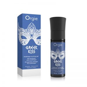 GEL PARA ANILINGUS GREEK KISS 50 ML