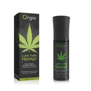 LUBRIFICANT LUBE TUBE HEMP 50 ML